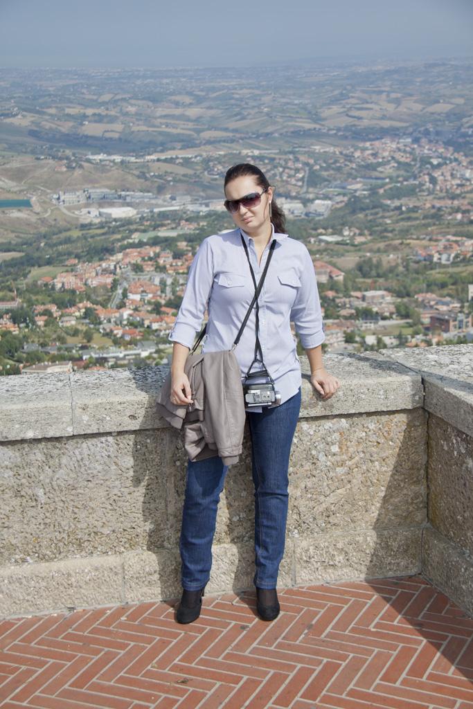 Римини сентябрь 2011 часть 1 вот и италия