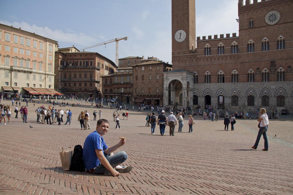 Флоренция пиза венеция римини
